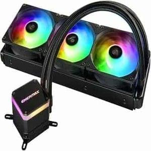 Enermax Liqmax III 360mm aRGB Dual Chamber AIO Cooler